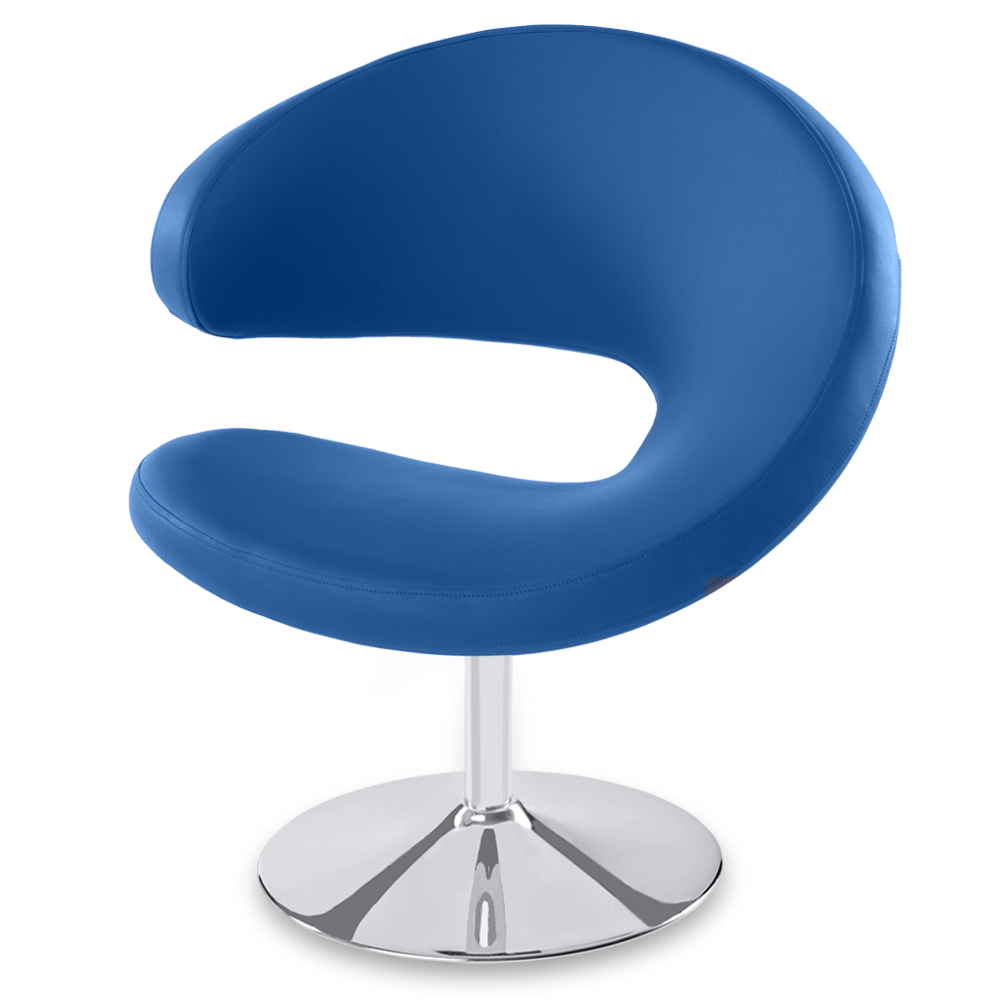 Awe Inspiring Shell Blue Chair Cjindustries Chair Design For Home Cjindustriesco