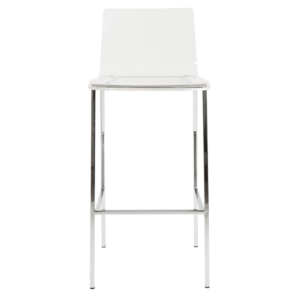 Sia Acrylic Bar Stool - Set of 2