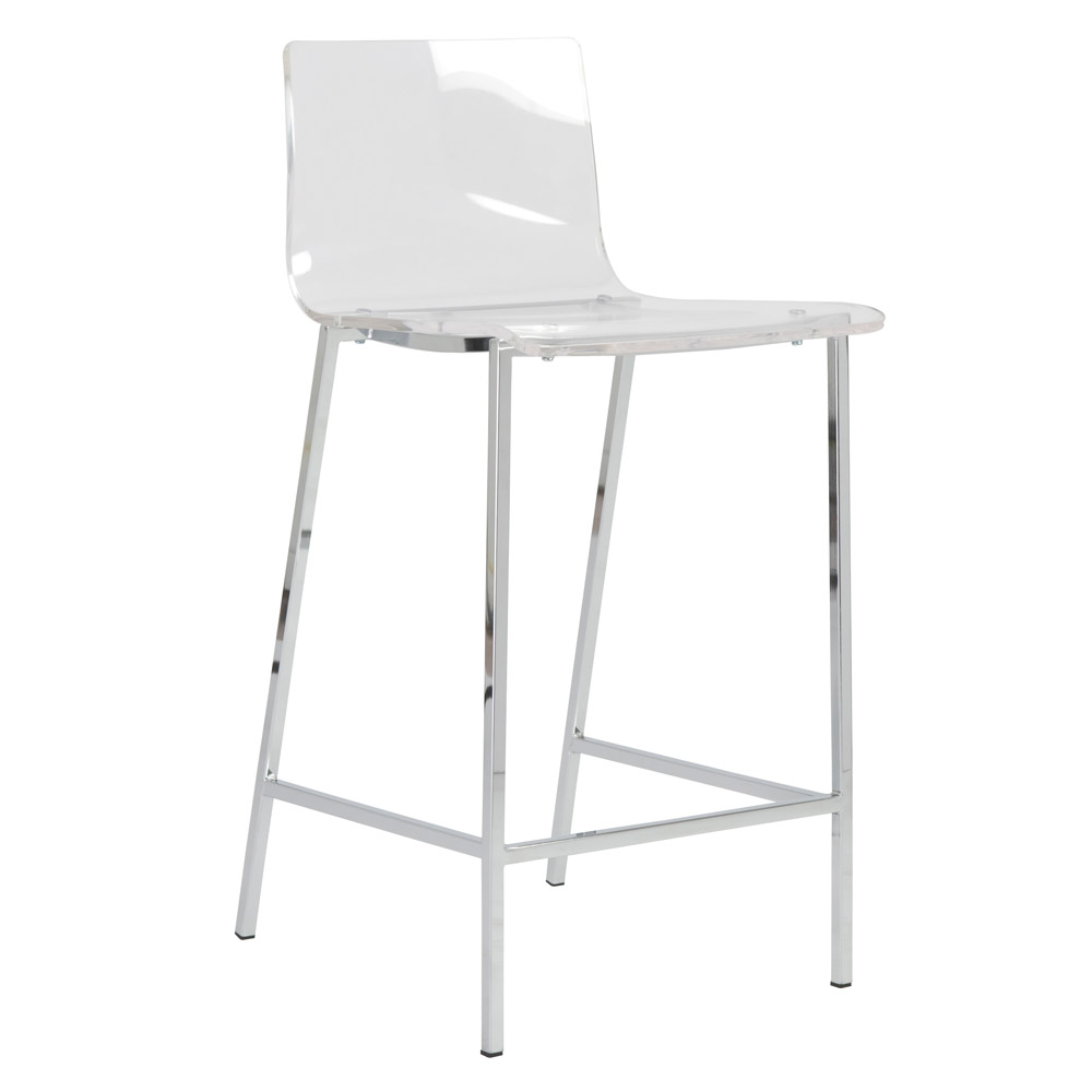 counter stool ghoster clear chairs height stools acrylic with bar drop back chair gorgeous