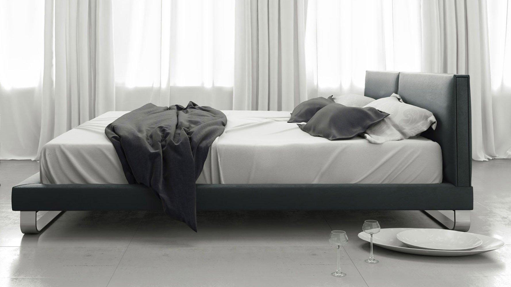 lucca bed slate - Slate Bed Frame