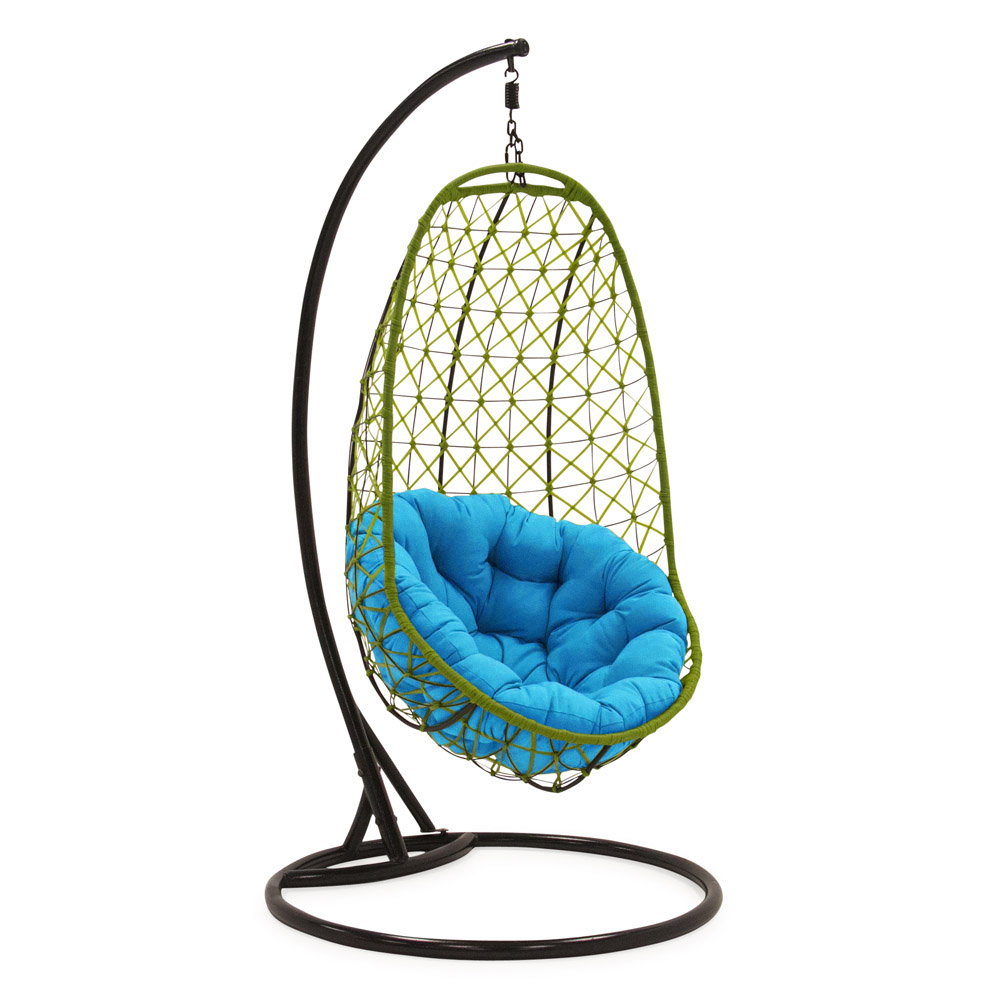 fortable Egg shaped Rattan Outdoor Euro Swing Chair BP715 G4