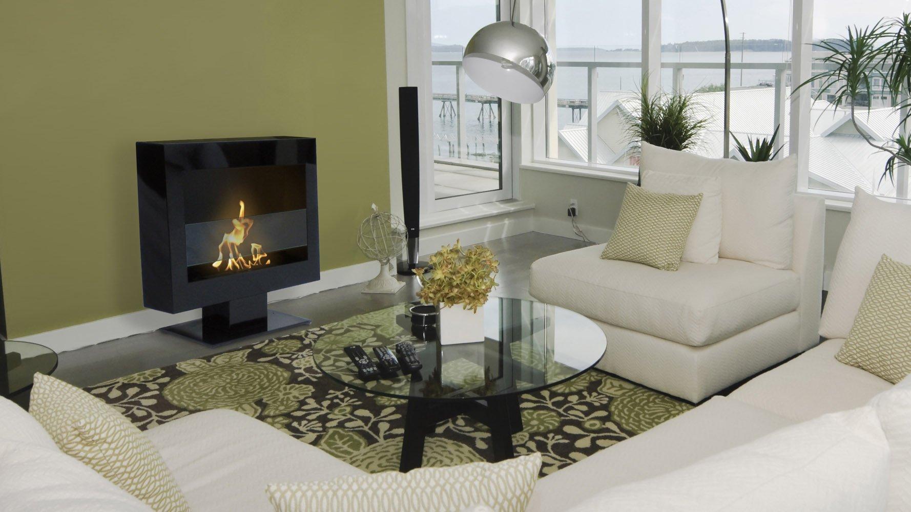 Tribeca fireplace zuri furniture for Tribeca homes furniture
