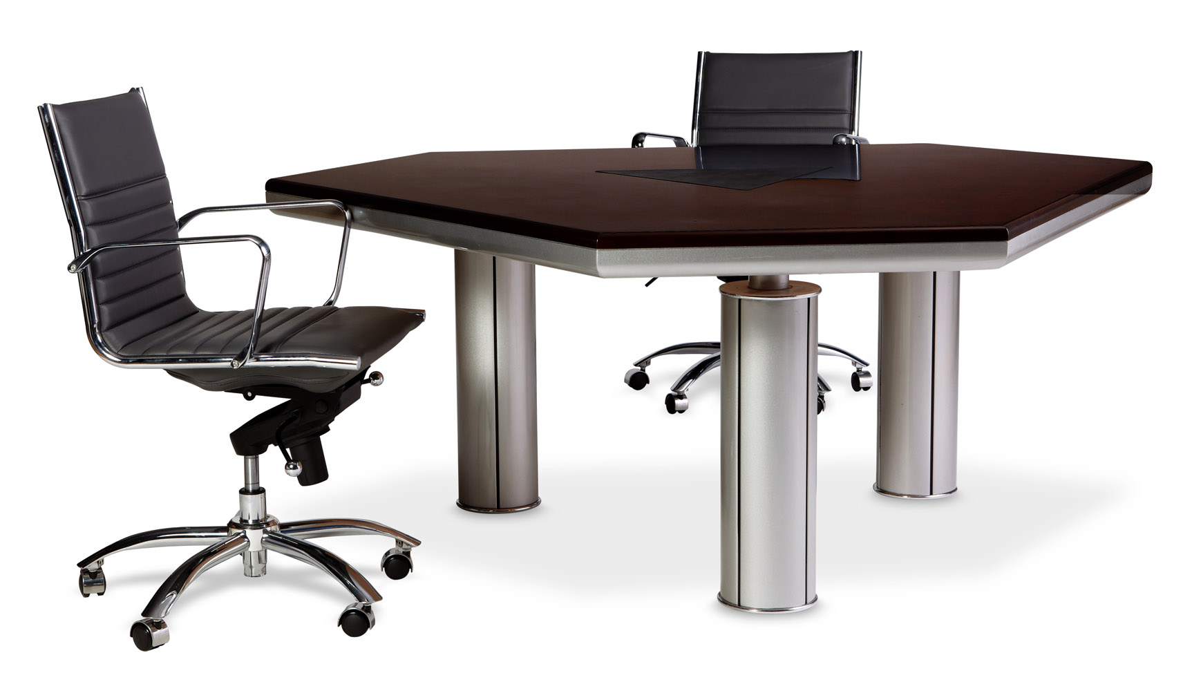 Tyler Modern Conference Table with Woot top and Metal Legs  : tylerconferencetable2 from www.zurifurniture.com size 1725 x 1000 jpeg 181kB