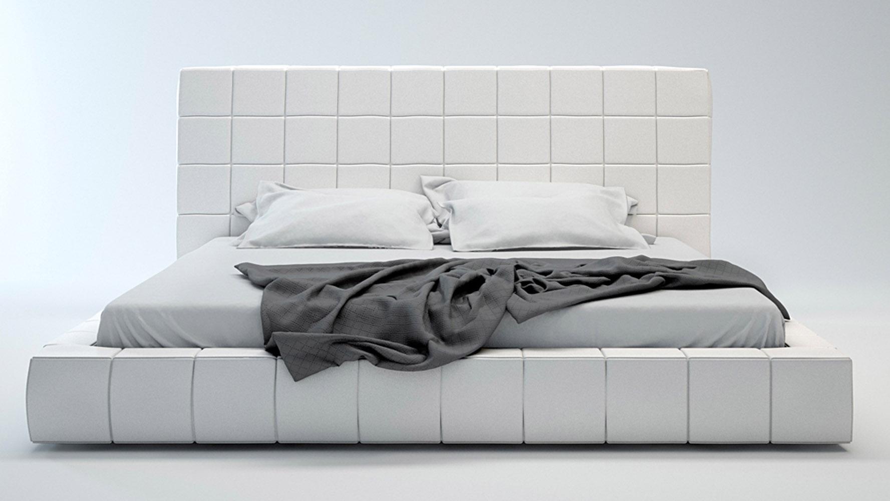 Home / BEDROOM / Beds / Verona Bed - White