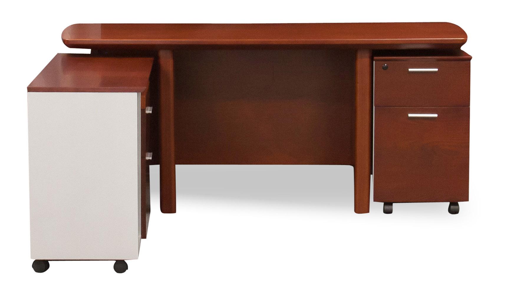 Wood Computer Desk With File Drawer Hostgarcia