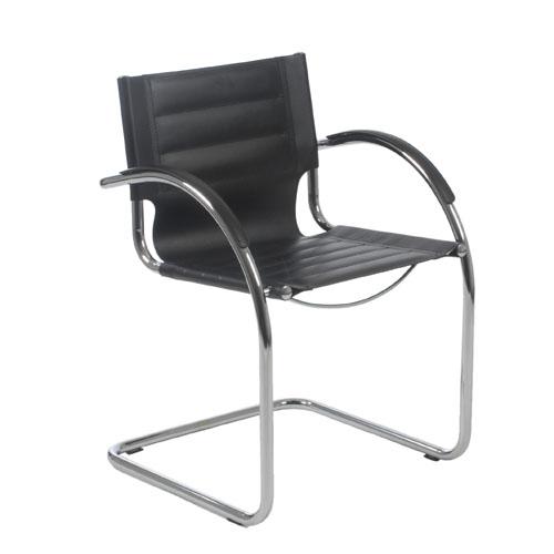 Daniela Chair: Dirk High Back Adjustable Height Chair