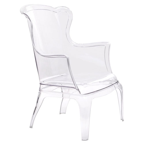 polycarbonate furniture. Ilma Occasional Chair Polycarbonate Furniture