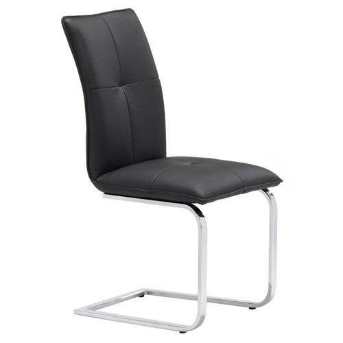 lyon dining chair set of 2 zuri furniture