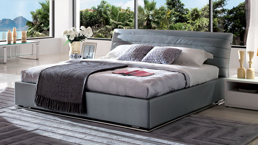 Milan Bed Zuri Furniture