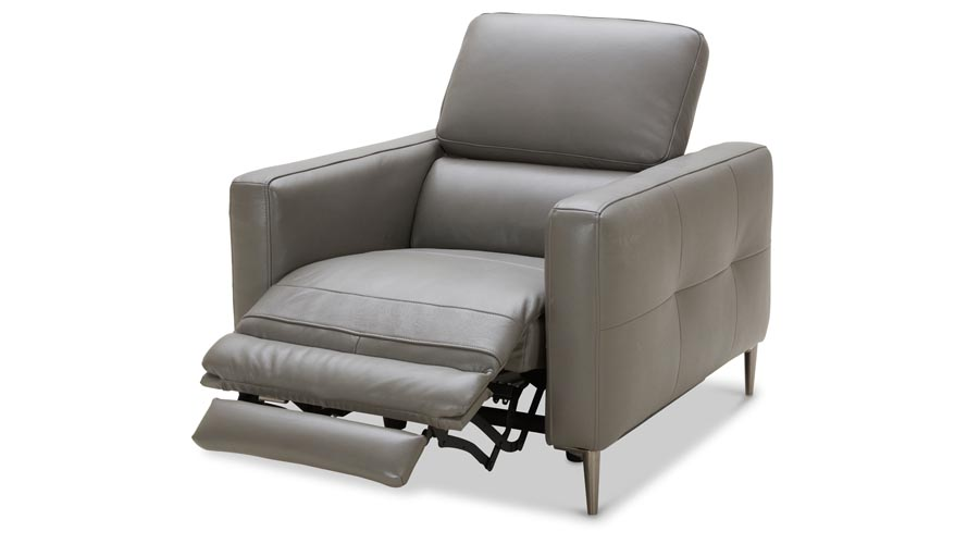 Reno Reclining Chair  sc 1 st  Zuri Furniture & Modern Leather Recliners \u0026 Contemporary Recliners : Modern Living ... islam-shia.org