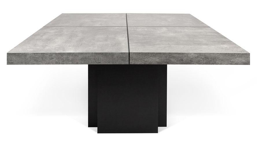 Calliope 51 Inch Dining Table Zuri Furniture