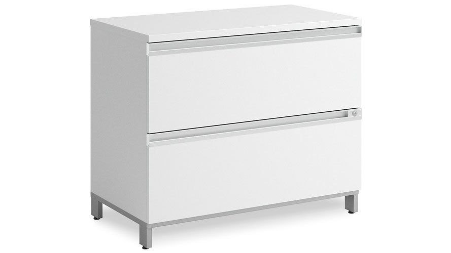 Momentum 2 Drawer Lateral File