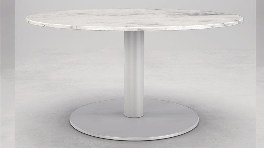 Rosemary Marble Coffee Table Zuri Furniture