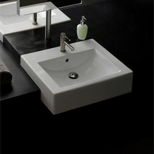 Standard Bathroom Sink Dimensions