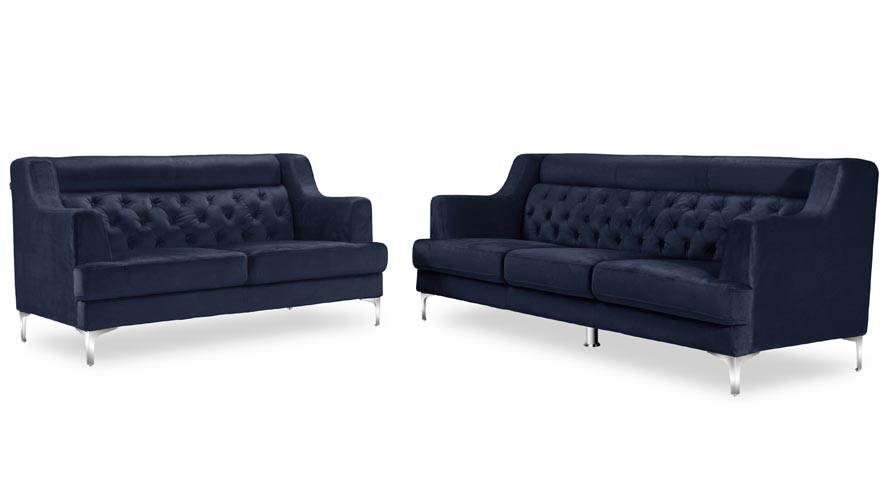 Zara Sofa And Loveseat Set