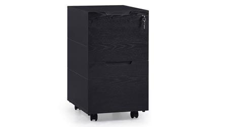 hayes lateral filling cabinet black oak finish zuri furniture rh zurifurniture com