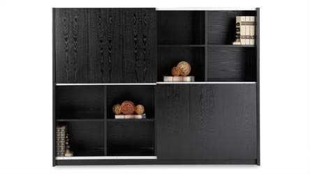 Black Wood Office Furniture