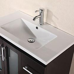 Modern Single Sink Bathroom Vanities modern bathroom vanities & sinks | zuri furniture