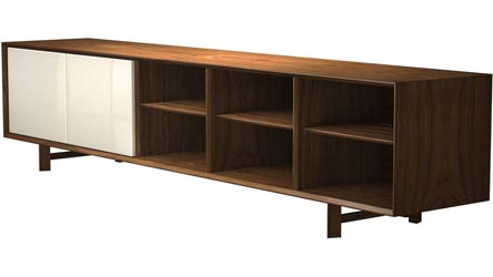 Modern Bookcases Modern Tv Stands Amp Media Shelves