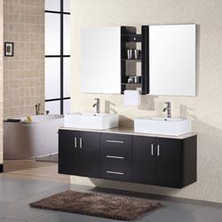 Modern Bathroom Sink Cabinets modern bathroom vanities & sinks | zuri furniture