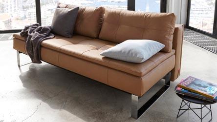 Modern Sleeper Sofas Contemporary Living Room Furniture