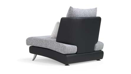 Palms Modular Sectional Sofa With Chaise And Chair Set