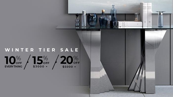 Zuri Furniture Contemporary Modern