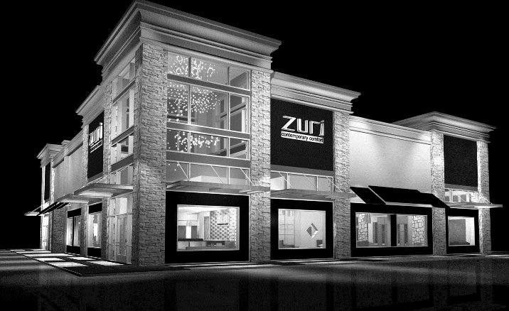 Zuri Furniture Contemporary Furniture Modern Furniture